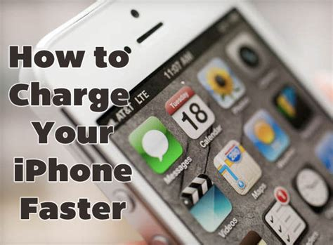 how to make your iphone charge faster 7 ท ปช วยให ชาร จไฟไอโฟนได เร วข นกว าเด ม tips tricks 20169