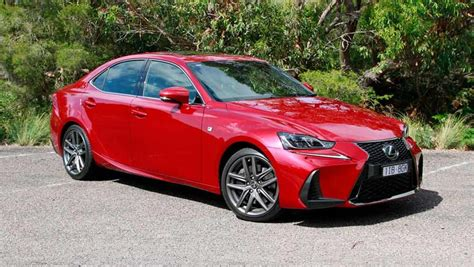 2017 Lexus Is200t Review by Lexus Is200t F Sport 2017 Review Carsguide