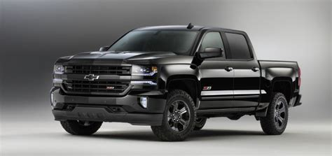 2017 Midnight Edition Silverado by 2017 Silverado Midnight Heading To Middle East Gm Authority