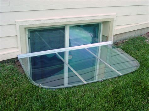 Flat Window Well Covers