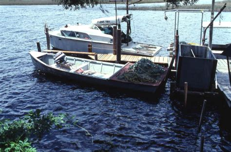 Buy A Fishing Boat In Florida by Florida Memory Mullet Boat At Miller S Fish C