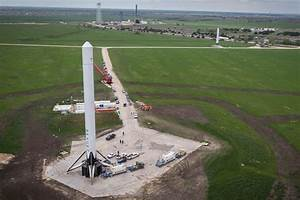 Rocket test facility... - SpaceX Office Photo | Glassdoor