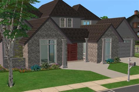 Mod The Sims  34 Bedroom House$35,989