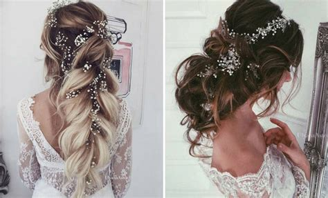 Wedding Hairstyles : 23 Romantic Wedding Hairstyles For Long Hair