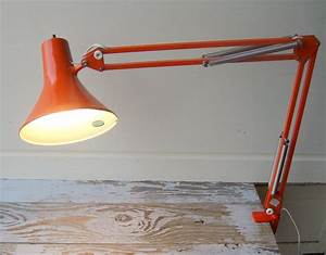 vintage luxo l 1 angelpose drafting lamp with clamp With luxo l 1 floor lamp