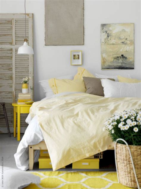 Yellow Bedroom Decorating Ideas 28 Images 45 Yellow Aesthetic