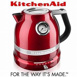 Wasserkocher Kitchen Aid : kitchenaid artisan wasserkocher 1 5 l culinaris ~ Yasmunasinghe.com Haus und Dekorationen