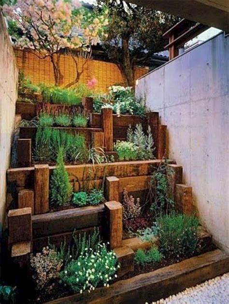 garden zen backyard herb read planter