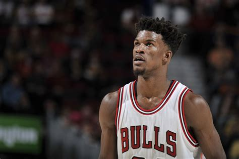 Bulls Reportedly Shopping Jimmy Butler