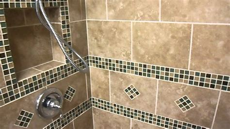 Shower Benches by Remodeled Bathroom With Built In Shower Bench Youtube