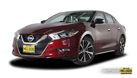 2020 Nissan Maximas by 2020 Nissan Maxima Awd 2019 2020 Nissan