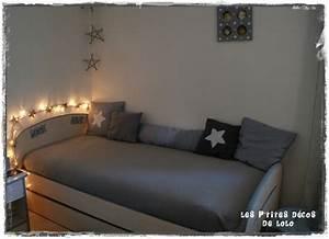 Guirlande Chambre Fille : diy d co chambre de fille une guirlande lumineuse ~ Preciouscoupons.com Idées de Décoration