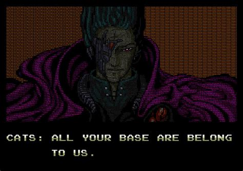 All Your Base Are Belong To Us Meme - your base is a symbol of true love the philosophy of everything