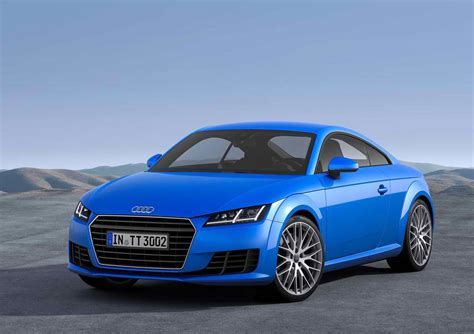 2015 audi tt coupe review pictures