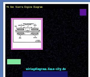 96 Gmc Sierra Engine Diagram  Wiring Diagram 1844