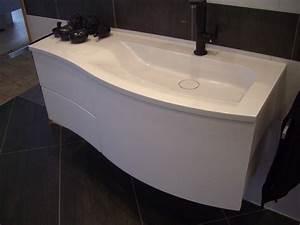 Bad Unterschrank Mit Waschbecken : burgbad sinea waschtisch mit unterschrank 121cm version ~ Pilothousefishingboats.com Haus und Dekorationen