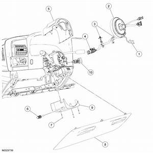 I Would Like A Diagram To Replace The Clock Spring In My 2006 F350 Diesel