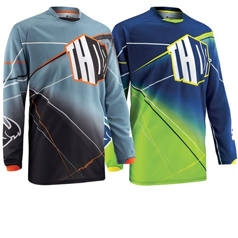 thor motocross jersey thor phase 2015 youth prism motocross jersey motocross