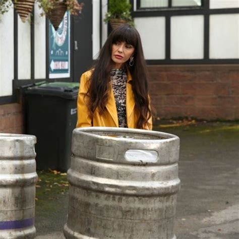 Jennifer metcalfe made a surprise return to hollyoaks as her character mercedes mcqueen came back from the dead, after previously being killed off by gangster grace black. Hollyoaks spoilers - Mercedes wants justice