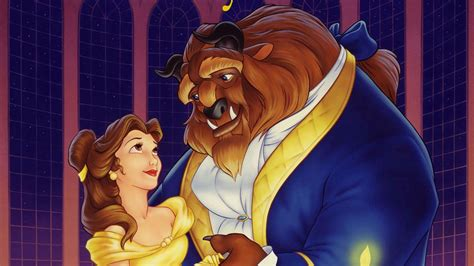 The Animated Beauty And The Beast Remains A Near-perfect