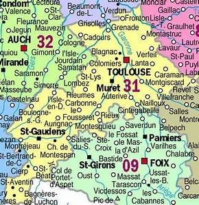 Carte Du Gers Détaillée : dep 31 r gion midi pyr n es ~ Maxctalentgroup.com Avis de Voitures