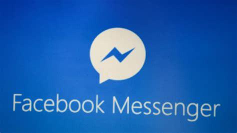 umgehen sie den facebook messenger