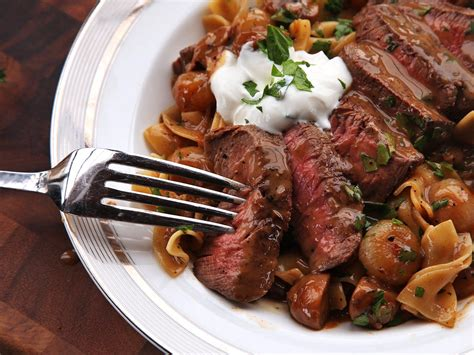 food lab rethinking beef stroganoff  eats