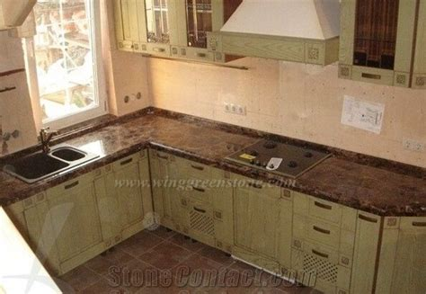 kitchen island marble top emperador kitchen countertop spain emperador 5113