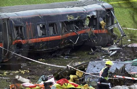 Selby Rail Crash Victims Remembered Ten Years On