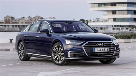 2019 Audi A8 Photos by 2019 Audi A8 Drive Motor1 Photos