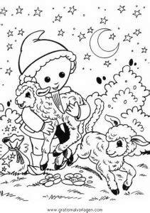 sandmannchen sandmann  gratis malvorlage  comic