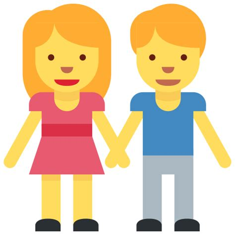 man  woman holding hands emoji meaning  pictures
