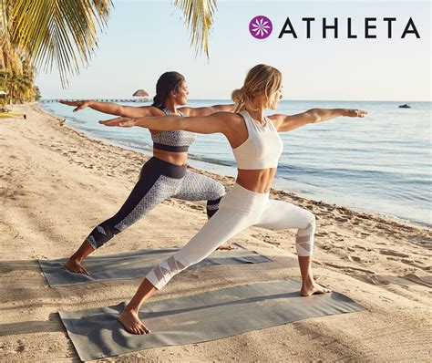 Athleta Yoga/Barre Class and Cleanup on Key Biscayne