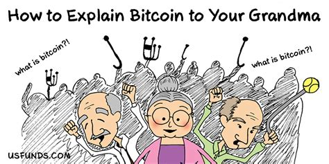How To Explain Bitcoin To Your Grandma  Us Global Investors