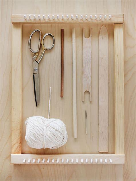 weaving class  basics  beautiful mess