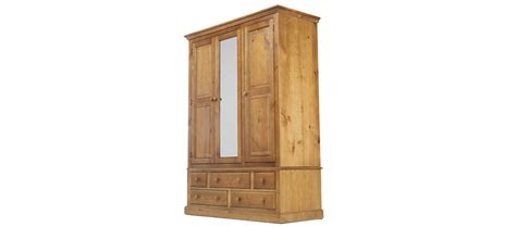 Essentials Pine Triple Wardrobe With Drawers Undermount Drawer Glides Installation Dresser Design Ideas Malm Drawers Review 24 Inch Gas Wall Oven With Warming Sorelle Verona 7 White One Mirrored Nightstand Art Deco Chest Of Melbourne Diy Baby Proof