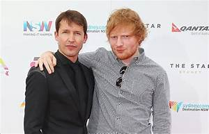 Ed Sheeran godfather to James Blunt's little boy | The Mix ...