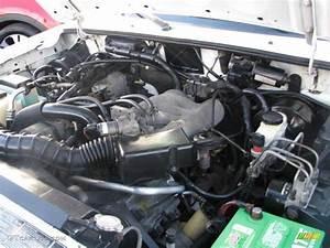 2001 Ford Ranger Xl Supercab 3 0 Liter Ohv 12v Vulcan V6