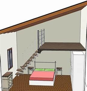Soppalco In Legno Per Camera Da Letto ~ Design casa