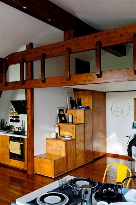 images  tiny house ladders  stair solutions  pinterest tiny houses ladder
