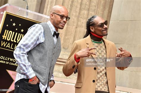 snoop dogg warren attend ceremony honoring hollywood fame walk star november filmmagic bauer griffin axelle california honored