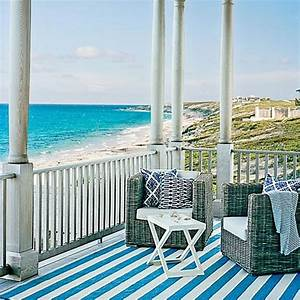 39 Cool Sea And Beach-Inspired Patios - DigsDigs