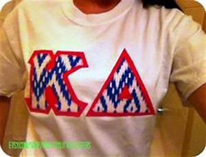 2300 k pinterest With kappa delta stitched letter shirts