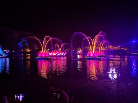 rivers of light rivers of light