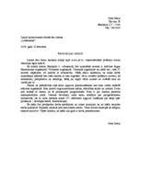 Motivācijas vēstule / Paraugs / CV / ID: 473458