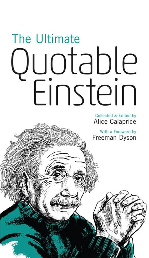 The Ultimate Quotable Einstein albert einstein home