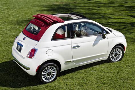 2012 Fiat Convertible by U S Spec 2012 Fiat 500c