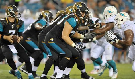 Jaguars Offensive Preview