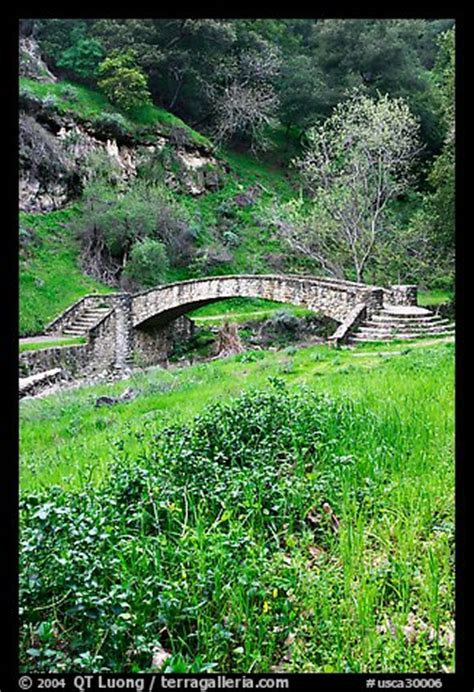 picture photo bridge alum rock park san jose