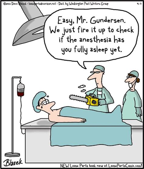 Funny Nurse Anesthetist Quotes
